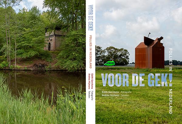 cover van het boek Voor de Gek Follies in Nederland